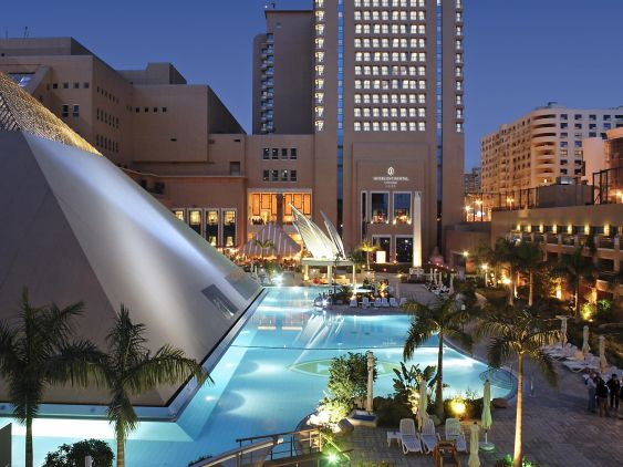 intercontinental-cairo-IHG spire - DC Livers - blacksinhollywood