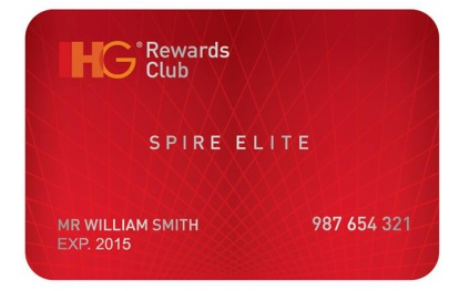 spire elite - IHG group - loyalty reivew - BlacksinHollywood