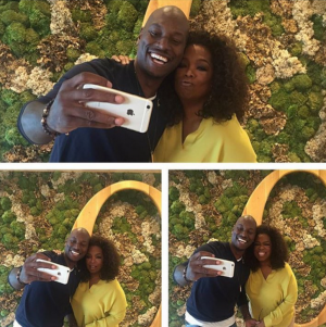 oprah and tyrese